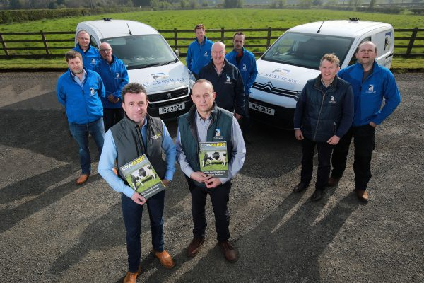 NI Dairy Farmers benefit from Ai Services & IceRobotics Partnership