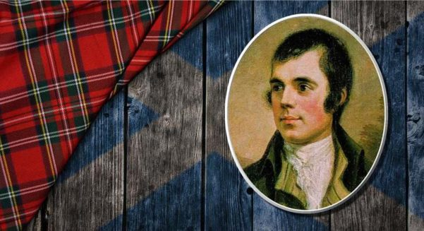 IceRobotics celebrate Robert Burns